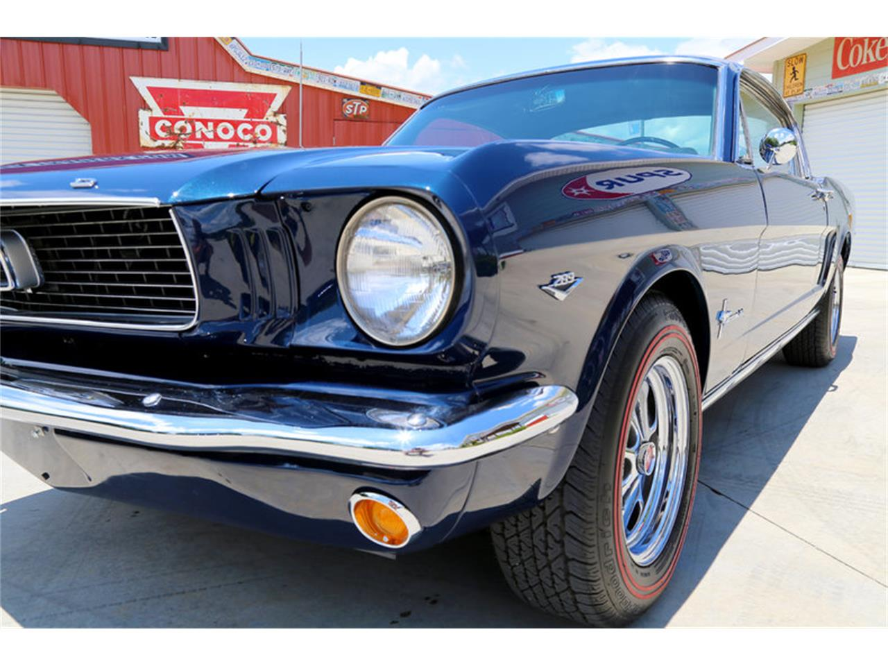 Large Picture of 1966 Ford Mustang located in Lenoir City Tennessee - $44,995.00 Offered by Smoky Mountain Traders - LDLT