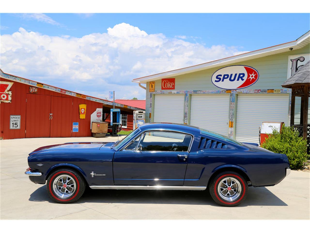 Large Picture of '66 Mustang located in Tennessee - $44,995.00 Offered by Smoky Mountain Traders - LDLT