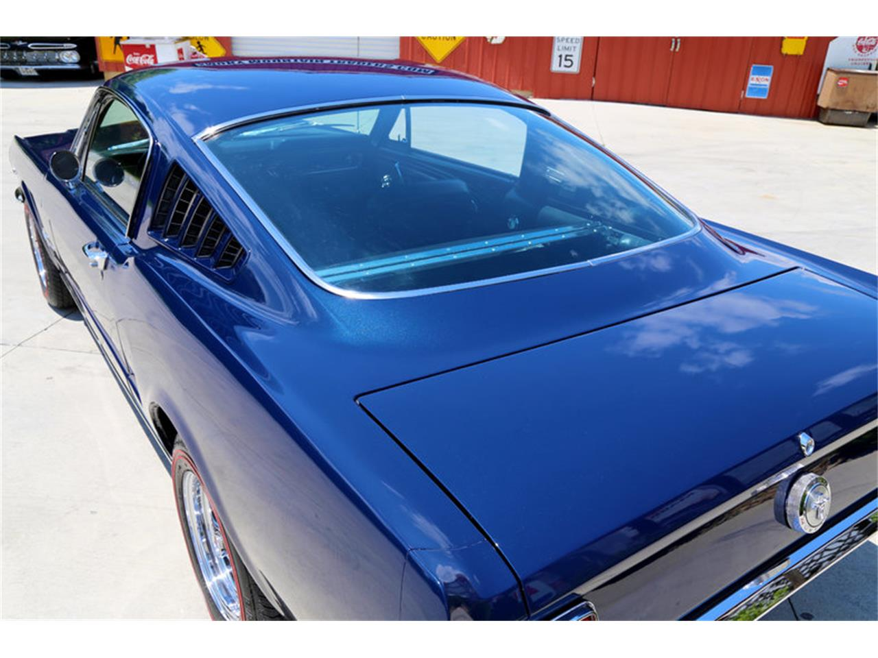 Large Picture of Classic 1966 Ford Mustang located in Tennessee Offered by Smoky Mountain Traders - LDLT