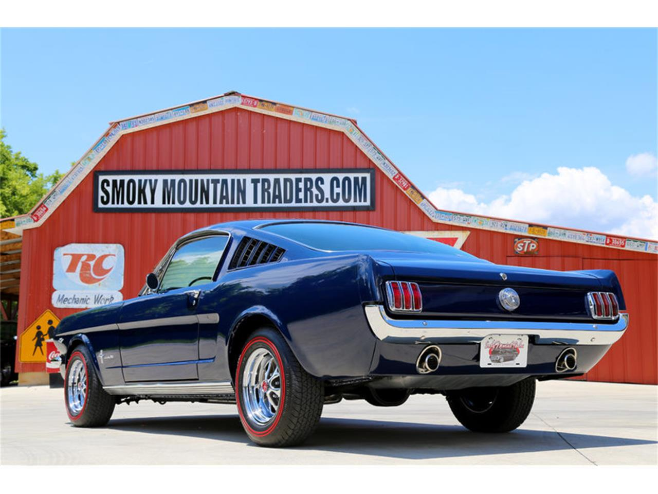 Large Picture of Classic '66 Mustang located in Lenoir City Tennessee Offered by Smoky Mountain Traders - LDLT