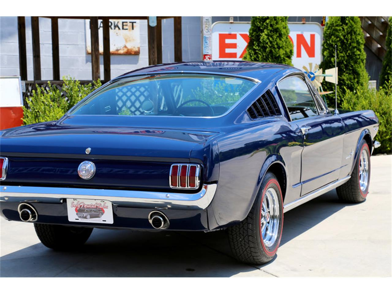Large Picture of '66 Mustang located in Tennessee Offered by Smoky Mountain Traders - LDLT