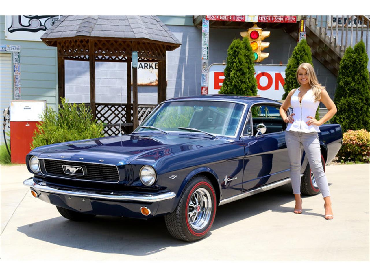 Large Picture of 1966 Ford Mustang - $44,995.00 Offered by Smoky Mountain Traders - LDLT