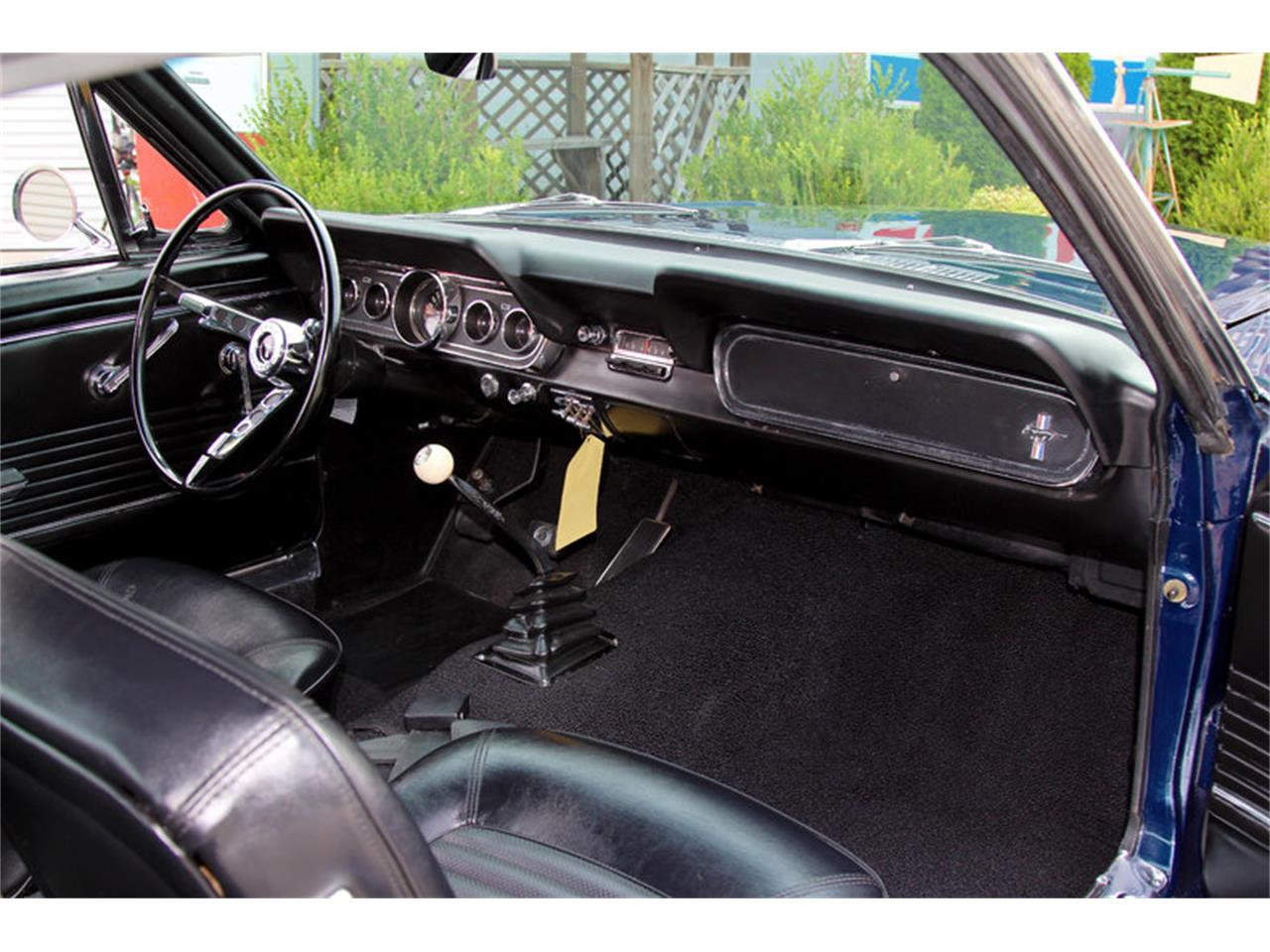 Large Picture of Classic '66 Ford Mustang located in Lenoir City Tennessee - $44,995.00 - LDLT