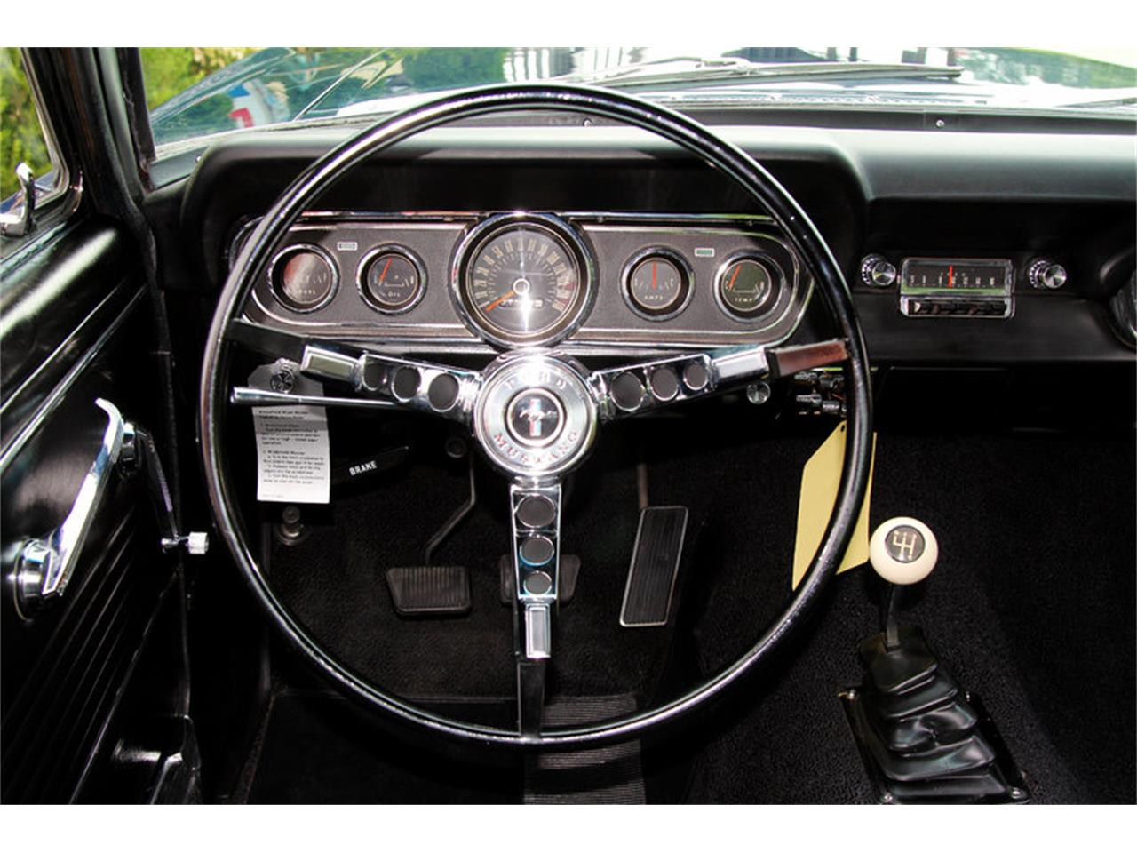 Large Picture of Classic 1966 Ford Mustang located in Lenoir City Tennessee - LDLT