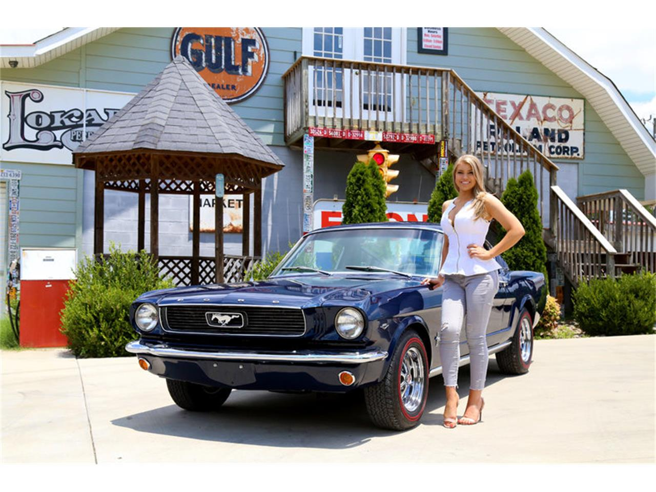 Large Picture of 1966 Ford Mustang located in Tennessee - $44,995.00 - LDLT