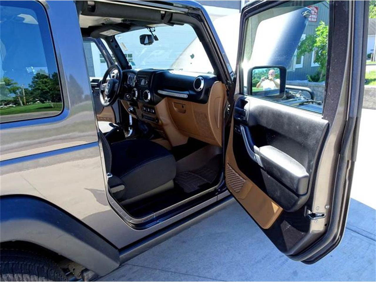 Large Picture of '14 Wrangler - LDLX
