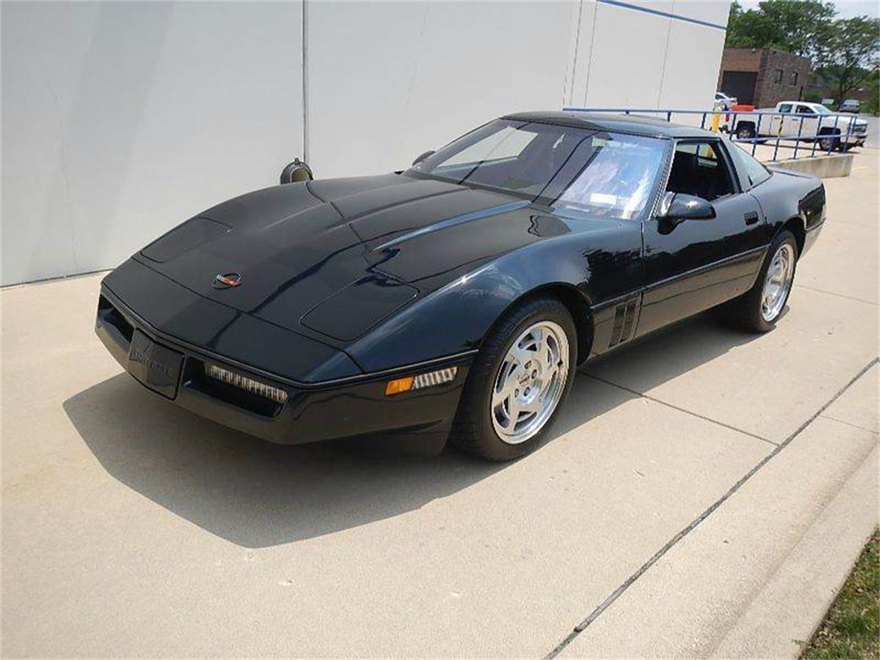 Large Picture of '90 Corvette - LDM0