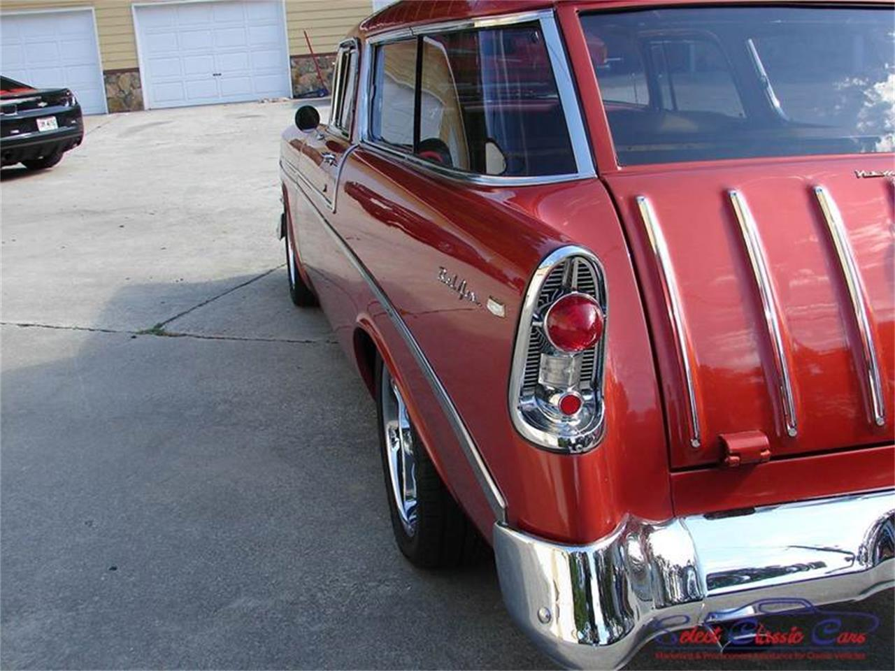 Large Picture of '56 Bel Air located in Georgia Offered by Select Classic Cars - LDM8