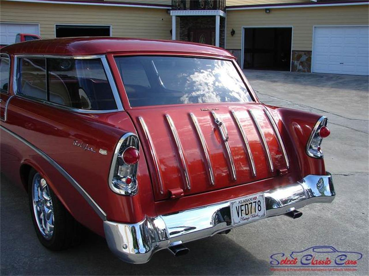 Large Picture of 1956 Bel Air located in Hiram Georgia - $59,500.00 Offered by Select Classic Cars - LDM8
