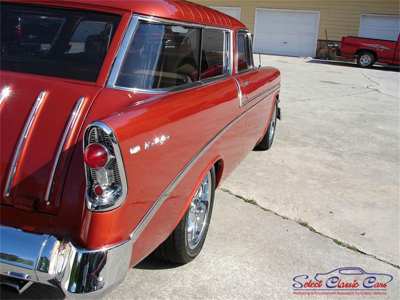 Large Picture of '56 Chevrolet Bel Air - $59,500.00 Offered by Select Classic Cars - LDM8