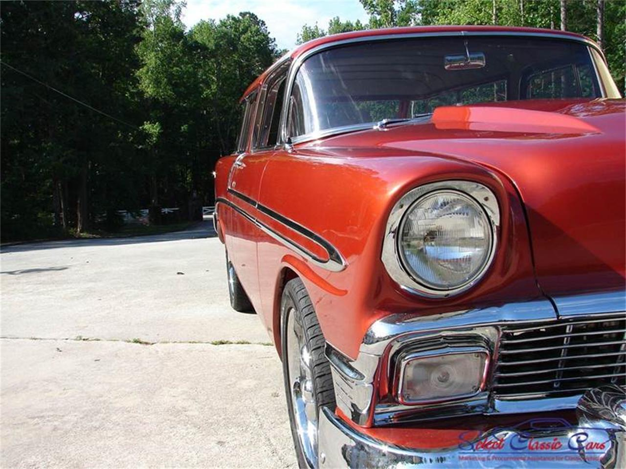 Large Picture of 1956 Bel Air located in Georgia - $59,500.00 Offered by Select Classic Cars - LDM8