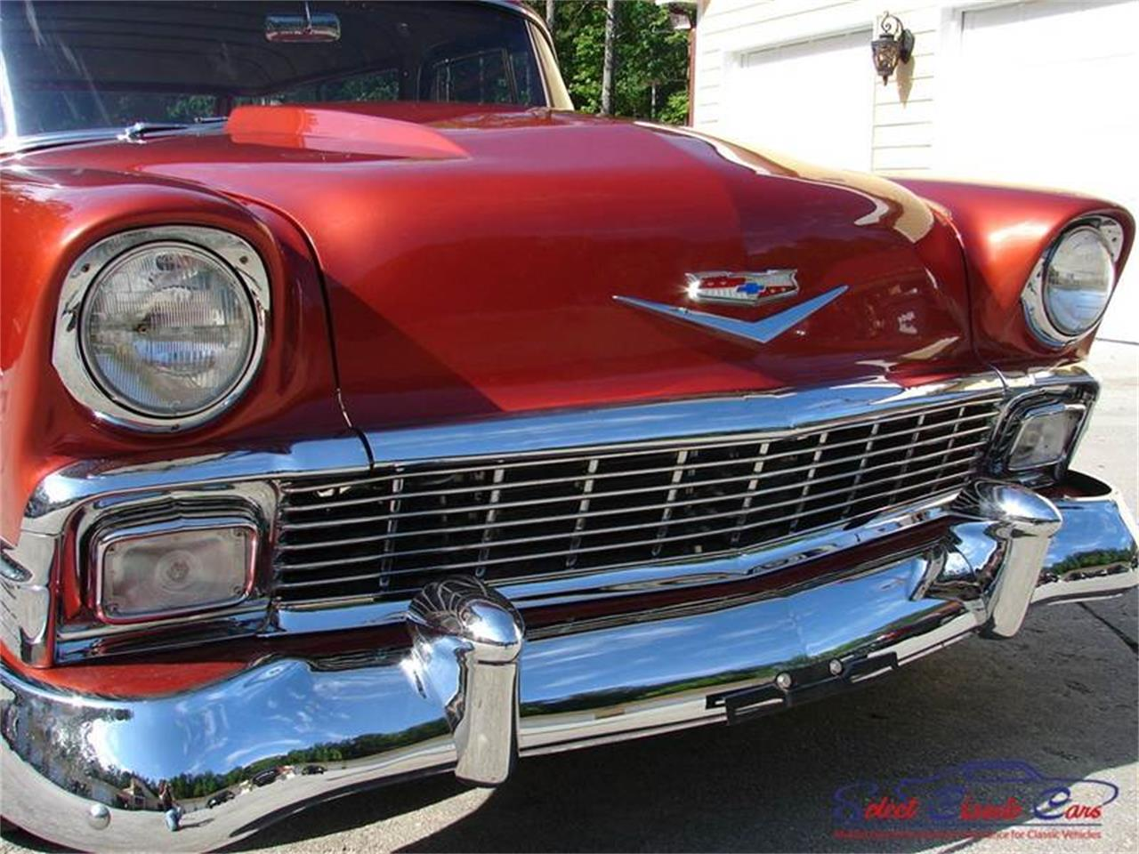 Large Picture of '56 Chevrolet Bel Air located in Hiram Georgia - $59,500.00 Offered by Select Classic Cars - LDM8