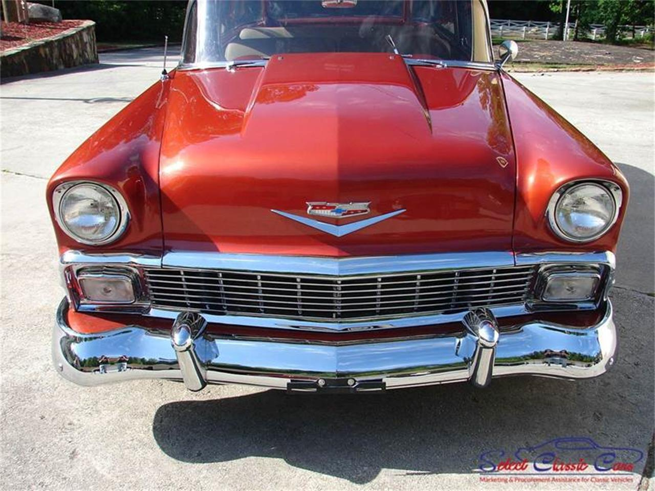 Large Picture of Classic '56 Bel Air - $59,500.00 - LDM8