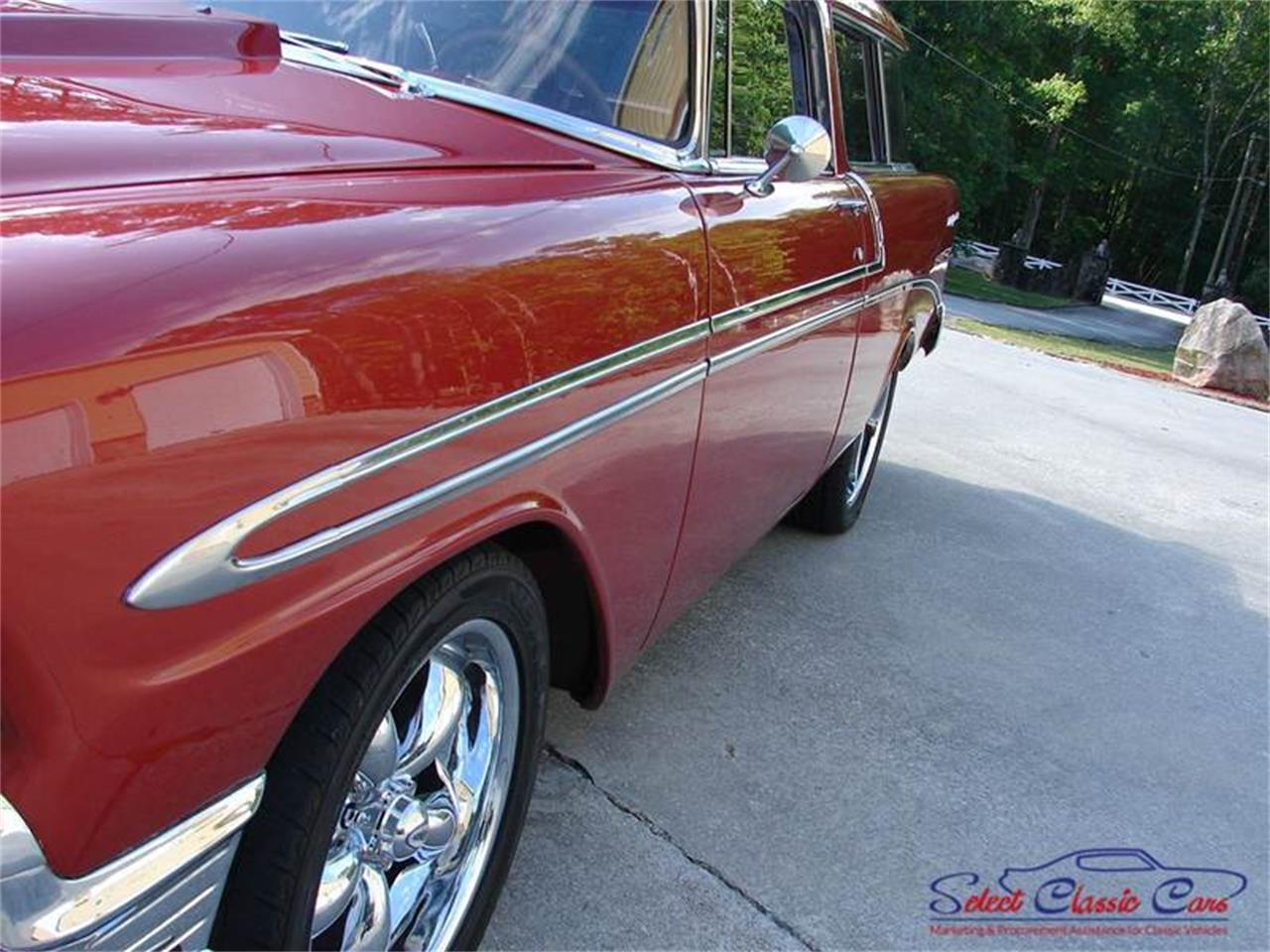 Large Picture of Classic 1956 Bel Air located in Hiram Georgia Offered by Select Classic Cars - LDM8