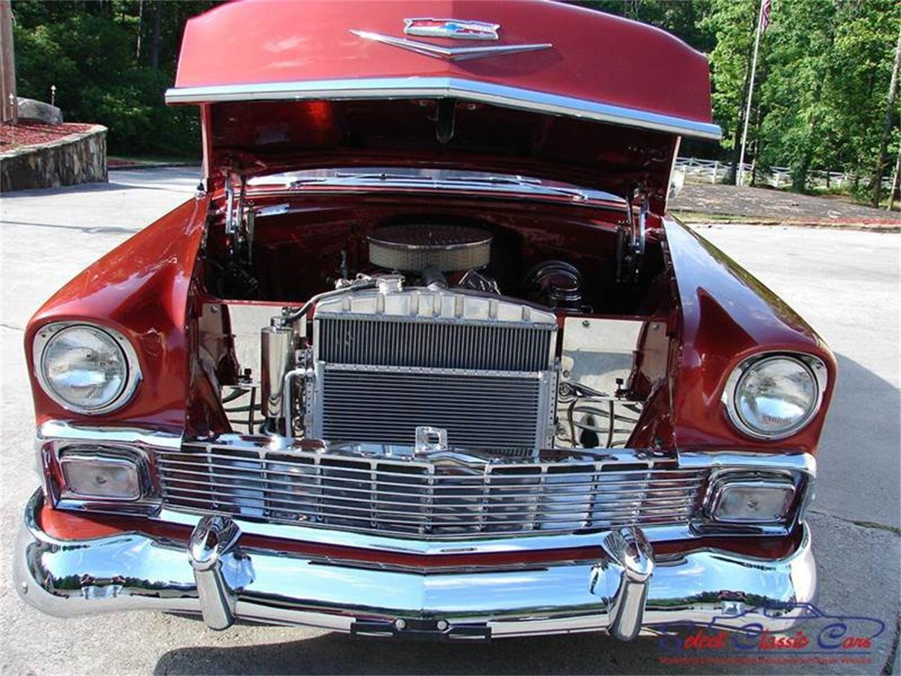Large Picture of '56 Bel Air located in Hiram Georgia Offered by Select Classic Cars - LDM8