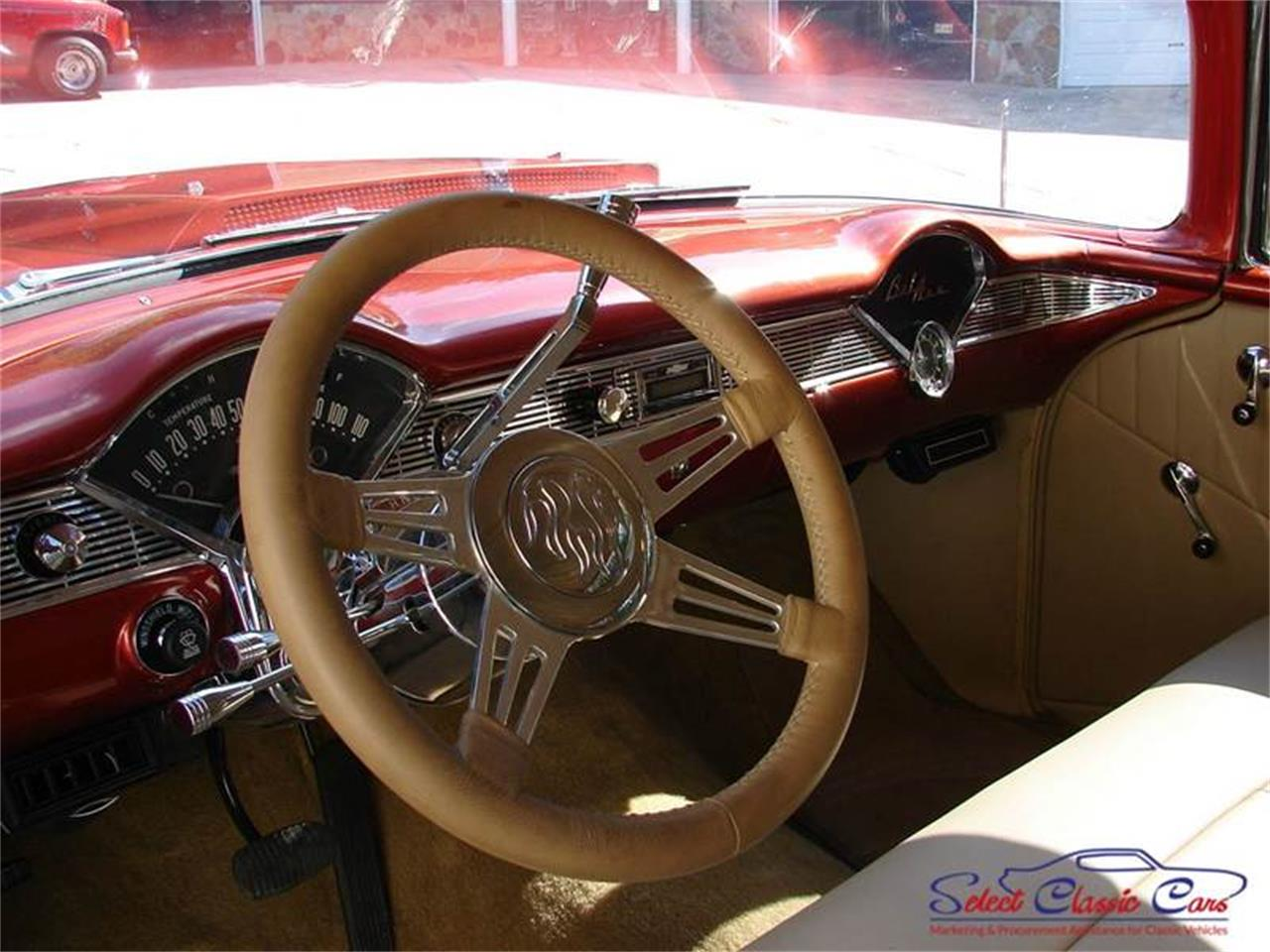Large Picture of 1956 Chevrolet Bel Air Offered by Select Classic Cars - LDM8
