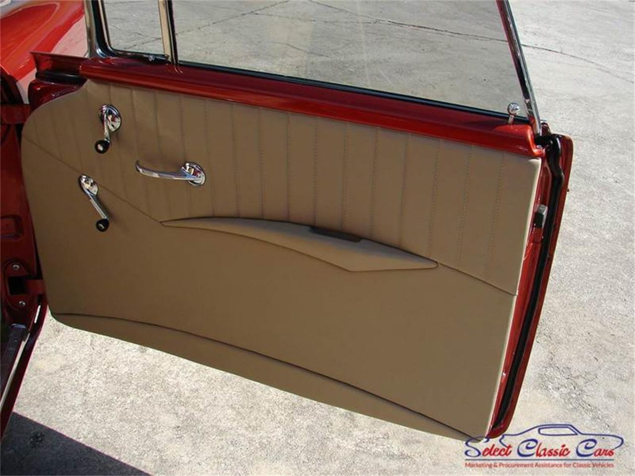 Large Picture of Classic '56 Bel Air located in Georgia - $59,500.00 Offered by Select Classic Cars - LDM8