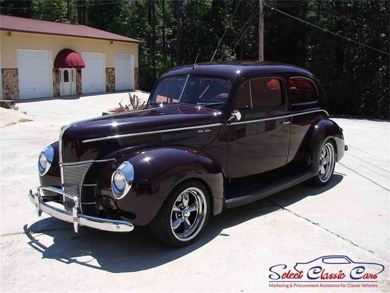1940 ford 2 dr coupe for sale cc 997429. Black Bedroom Furniture Sets. Home Design Ideas