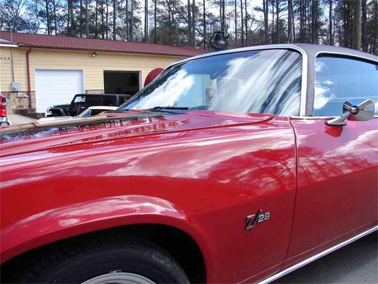 Large Picture of '70 Camaro - LDMG