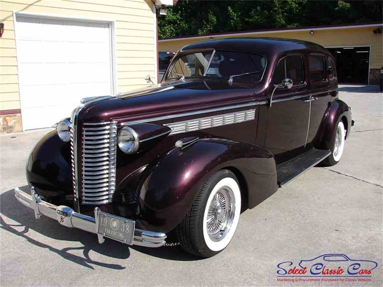 1938 Buick Street Rod for Sale | ClassicCars.com | CC-997437