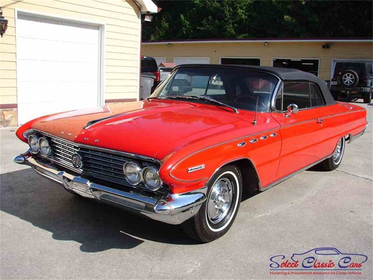 Large Picture of '61 Electra - LDMM