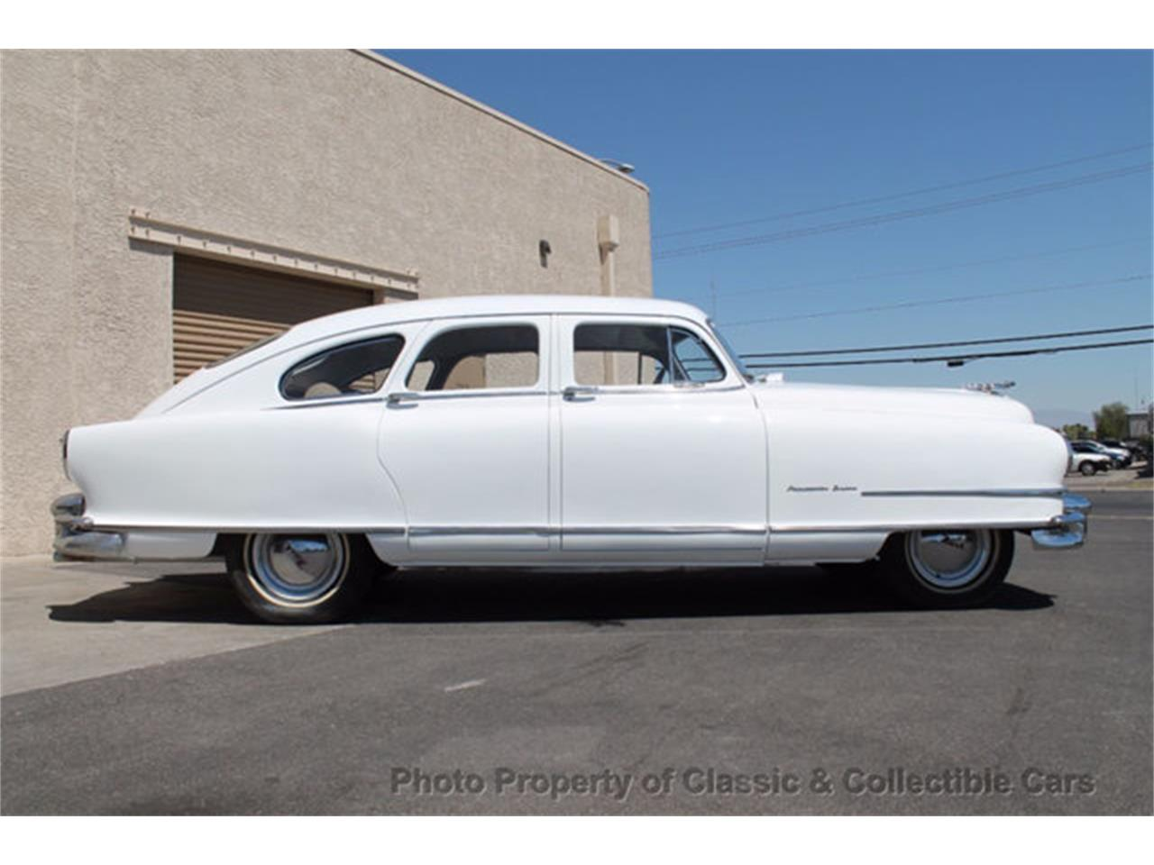 Large Picture of 1951 Nash Ambassador located in Las Vegas Nevada - $11,995.00 Offered by Classic and Collectible Cars - LDMR
