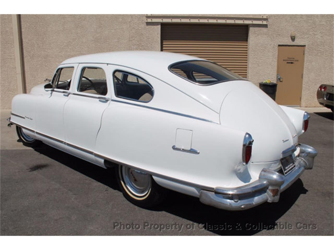 Large Picture of '51 Nash Ambassador located in Nevada - $11,995.00 - LDMR