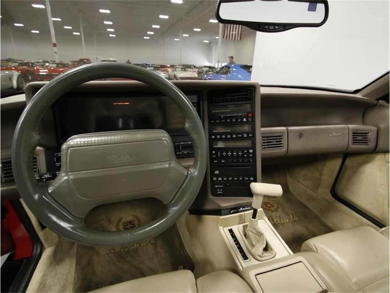 Large Picture of 1993 Allante - $11,995.00 Offered by Streetside Classics - Charlotte - LDMY