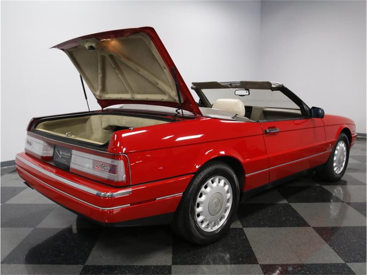 Large Picture of '93 Cadillac Allante - $11,995.00 Offered by Streetside Classics - Charlotte - LDMY