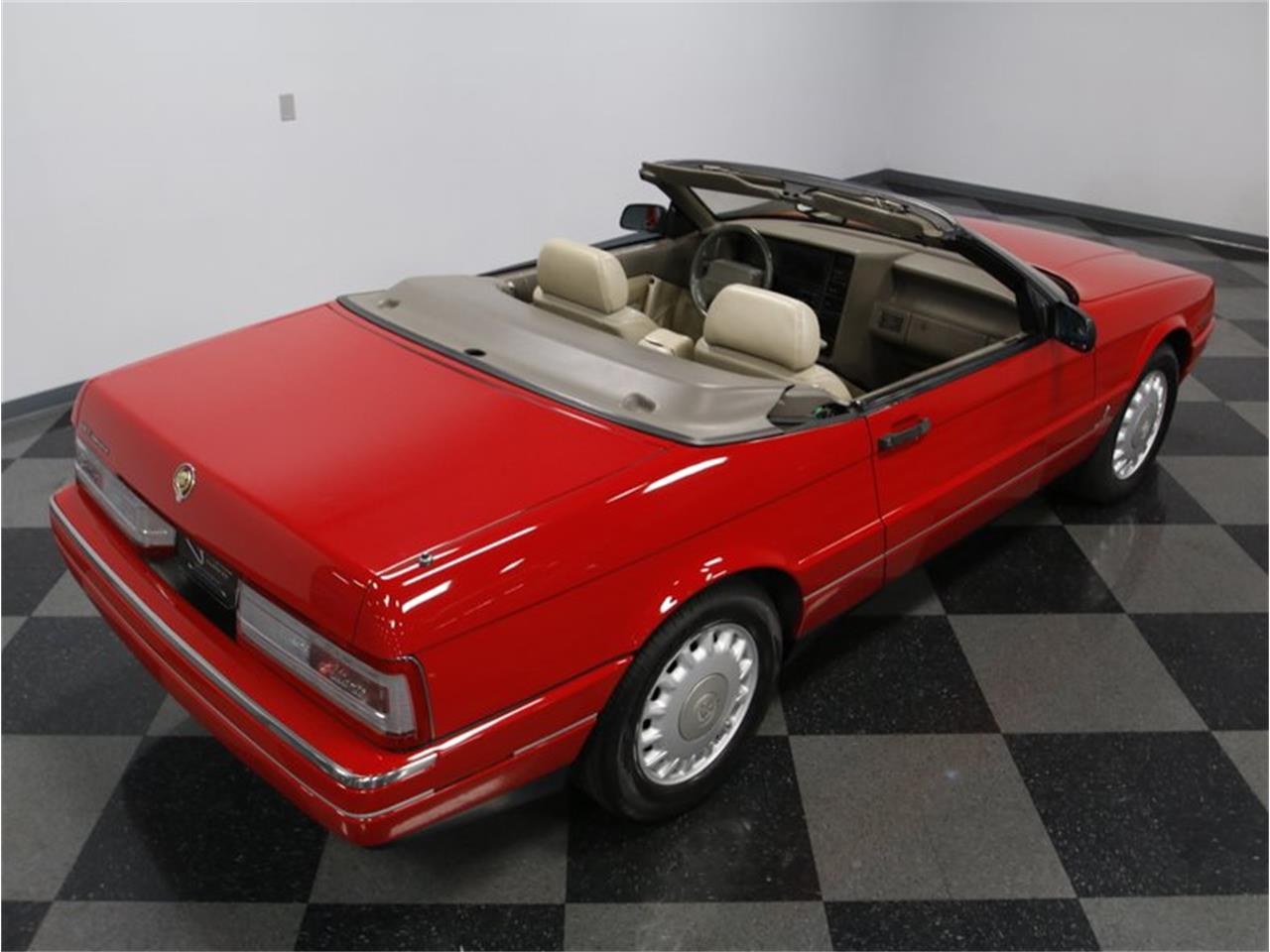 Large Picture of 1993 Cadillac Allante - $11,995.00 Offered by Streetside Classics - Charlotte - LDMY