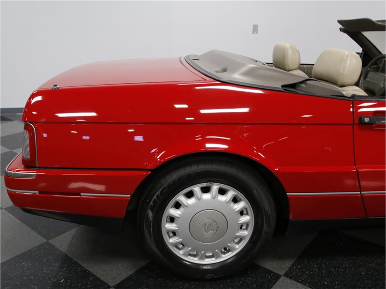 Large Picture of 1993 Cadillac Allante located in North Carolina - $11,995.00 - LDMY