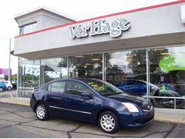 Picture of '12 Nissan Sentra located in Holland Michigan - $7,995.00 Offered by Verhage Mitsubishi - LDN2