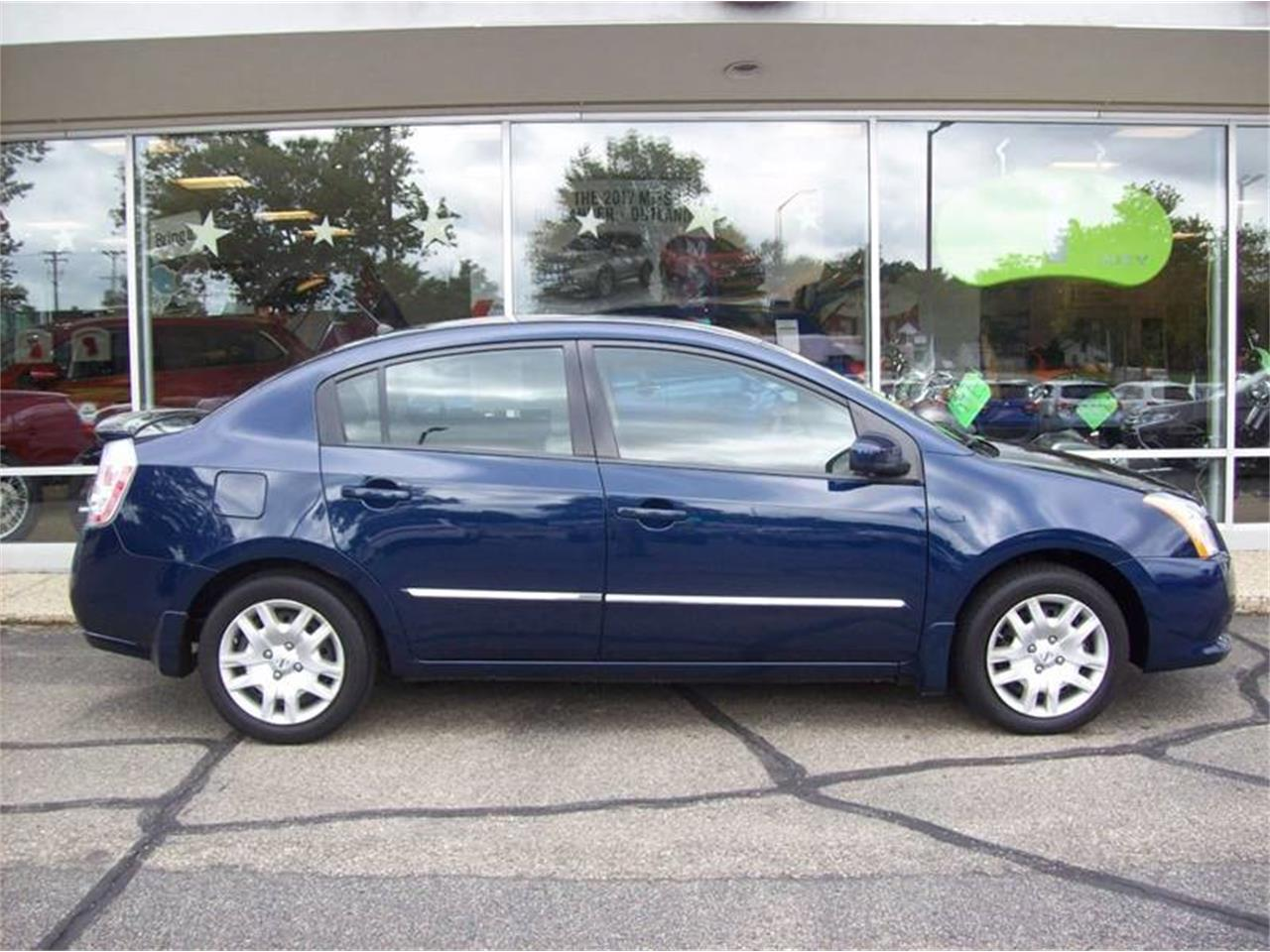 Large Picture of 2012 Nissan Sentra Offered by Verhage Mitsubishi - LDN2
