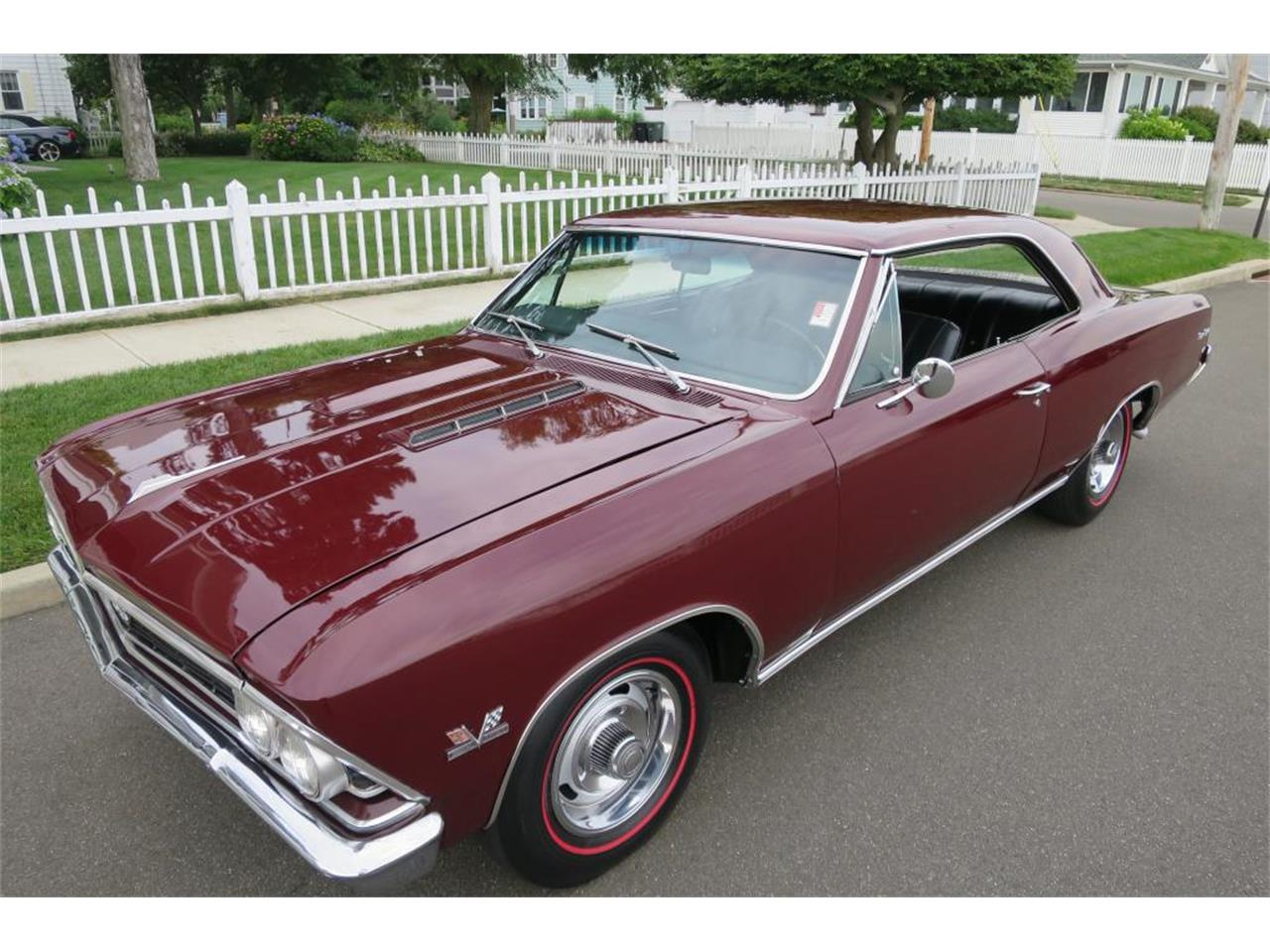 Large Picture of 1966 Chevelle located in Connecticut - $43,500.00 Offered by Napoli Classics - LDNC