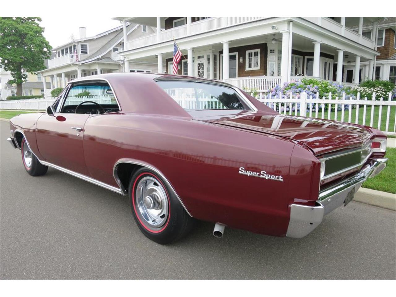 Large Picture of '66 Chevelle located in Milford City Connecticut - $43,500.00 Offered by Napoli Classics - LDNC