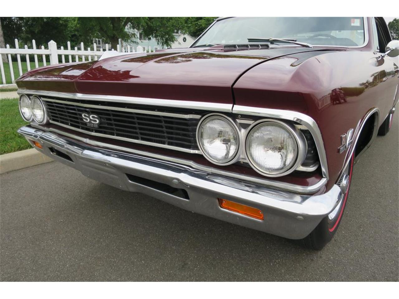 Large Picture of Classic 1966 Chevelle located in Milford City Connecticut - LDNC