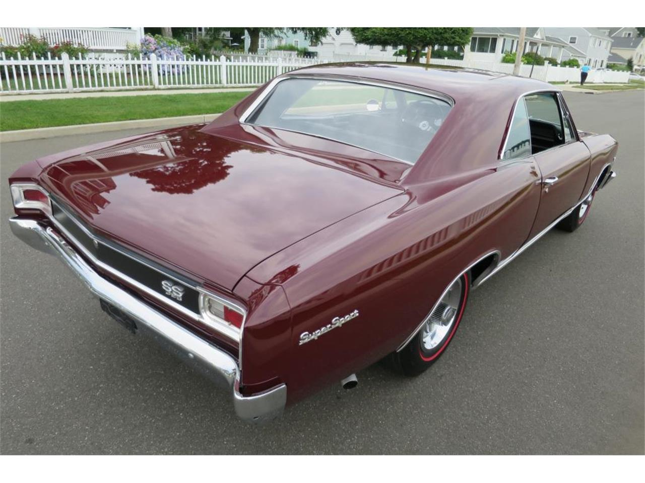 Large Picture of Classic '66 Chevrolet Chevelle - $43,500.00 - LDNC