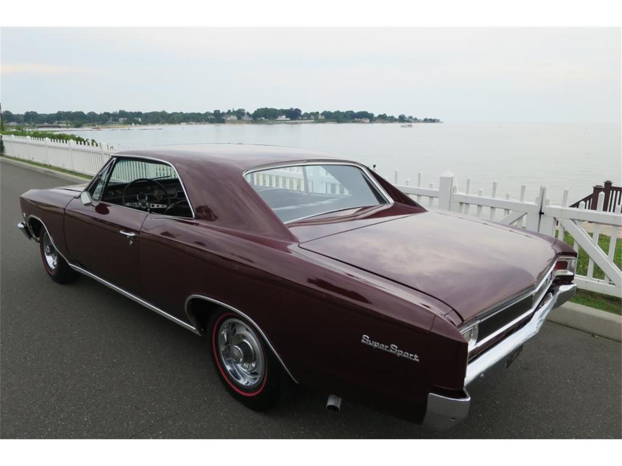 Large Picture of '66 Chevrolet Chevelle located in Connecticut Offered by Napoli Classics - LDNC