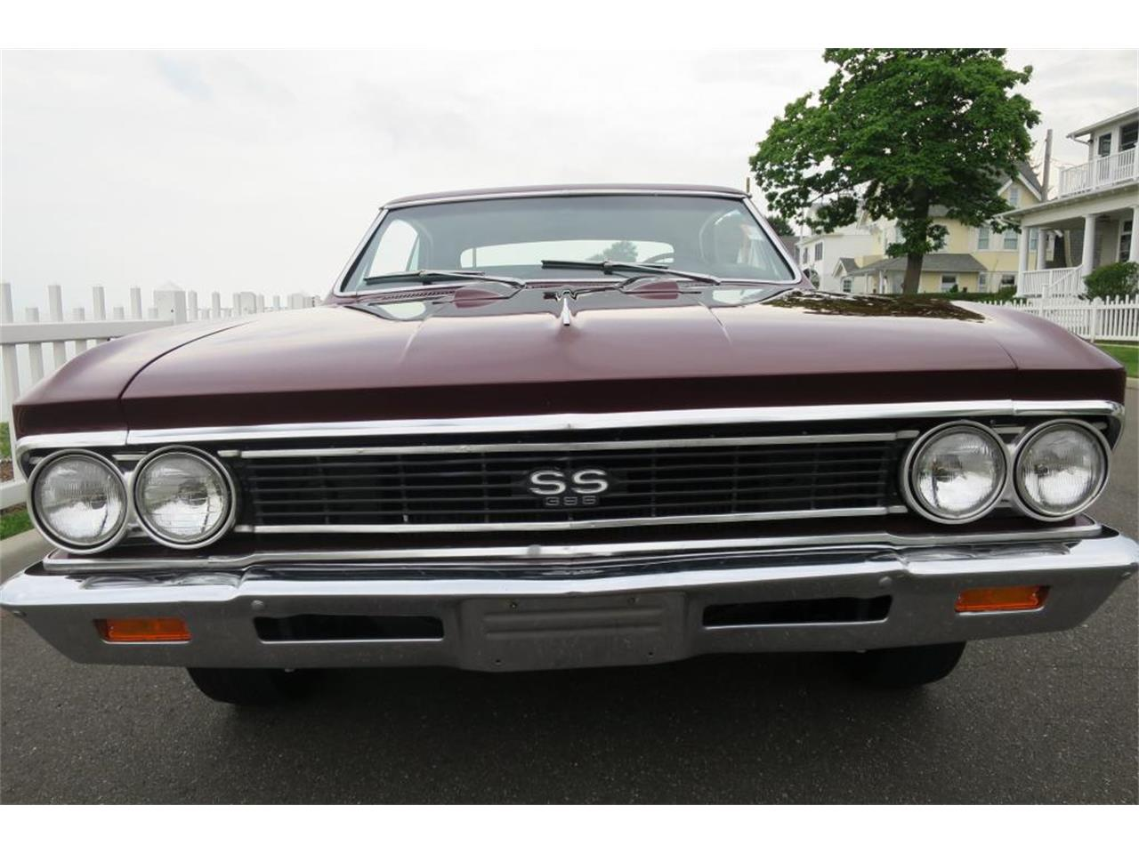 Large Picture of Classic '66 Chevelle located in Milford City Connecticut Offered by Napoli Classics - LDNC