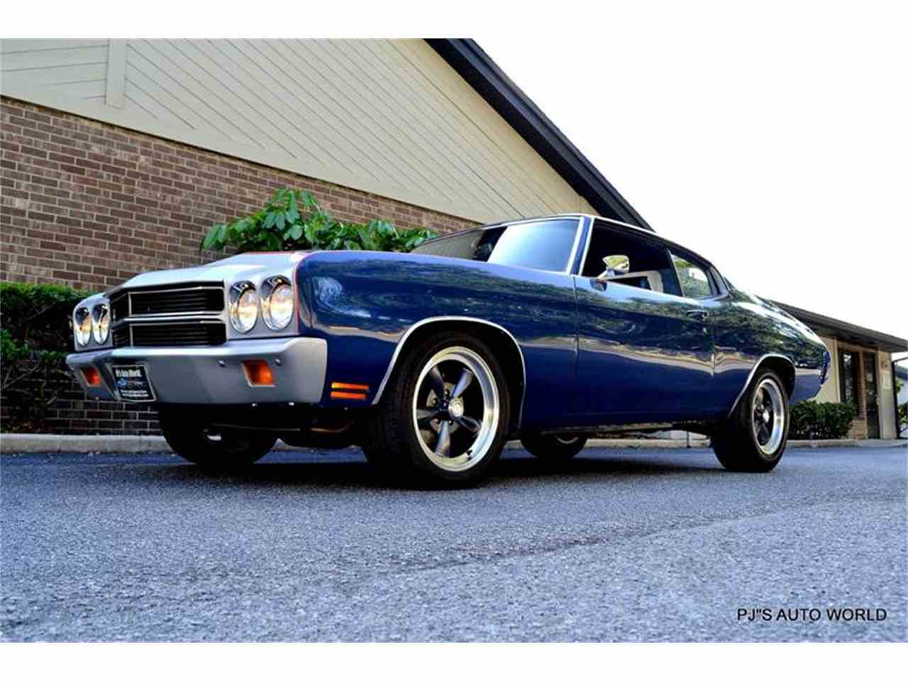 Large Picture of '70 Chevelle - LDO1
