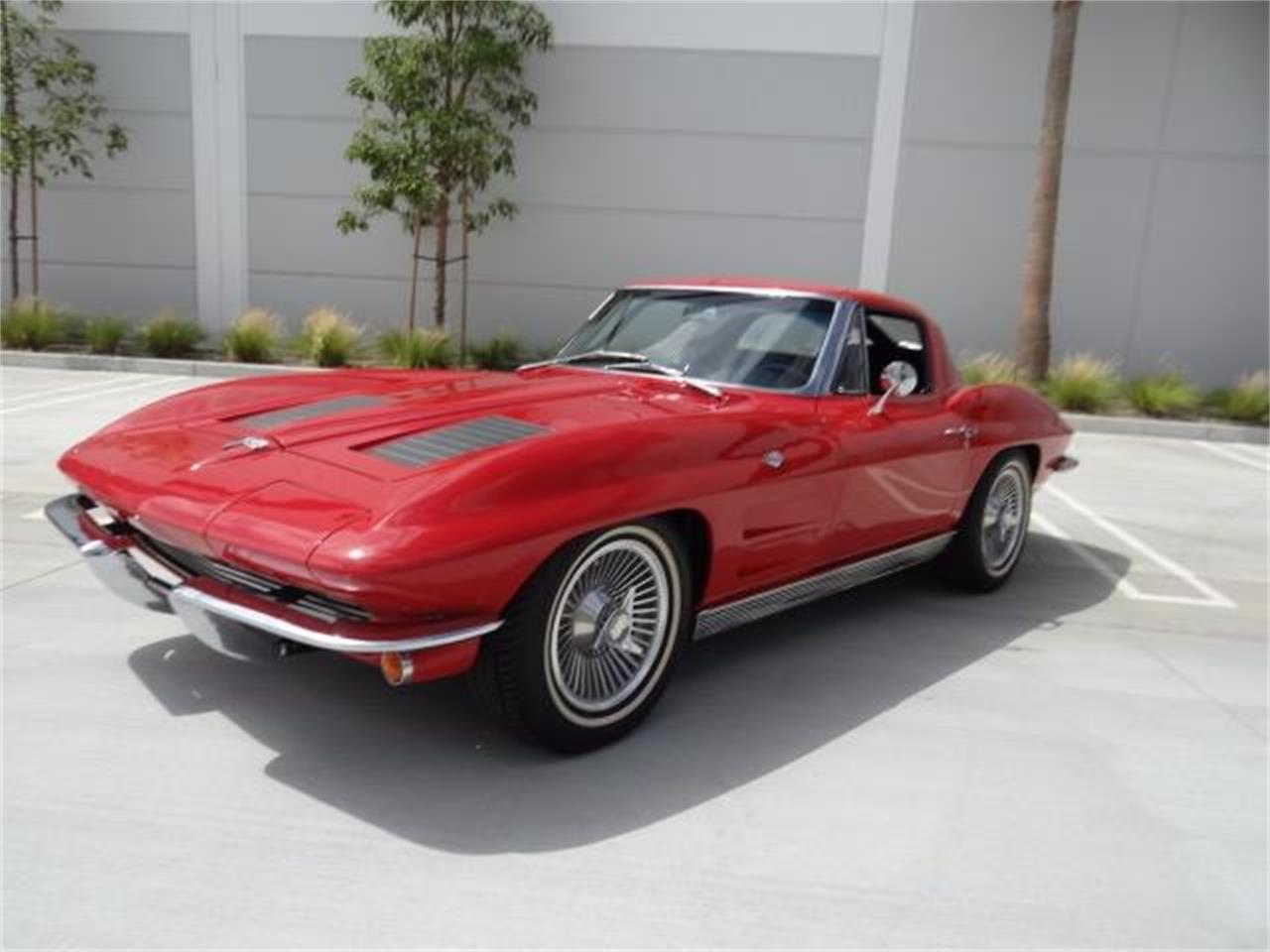 Large Picture of '63 Chevrolet Corvette Offered by West Coast Corvettes - L8GT