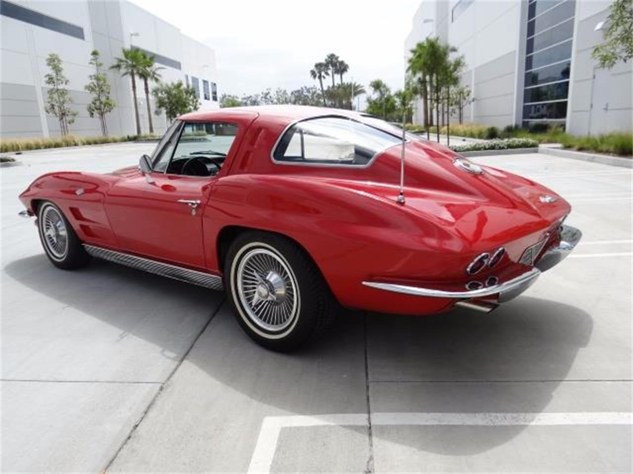 Large Picture of Classic '63 Corvette - $89,900.00 Offered by West Coast Corvettes - L8GT