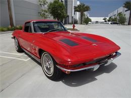 Picture of Classic 1963 Chevrolet Corvette located in Anaheim California Offered by West Coast Corvettes - L8GT