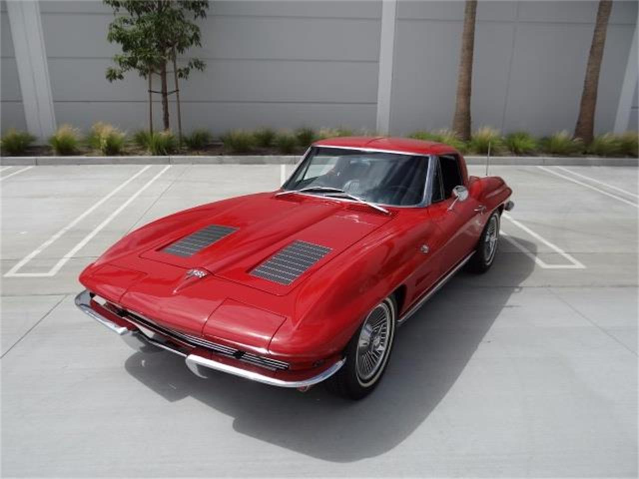 Large Picture of '63 Corvette located in California Offered by West Coast Corvettes - L8GT