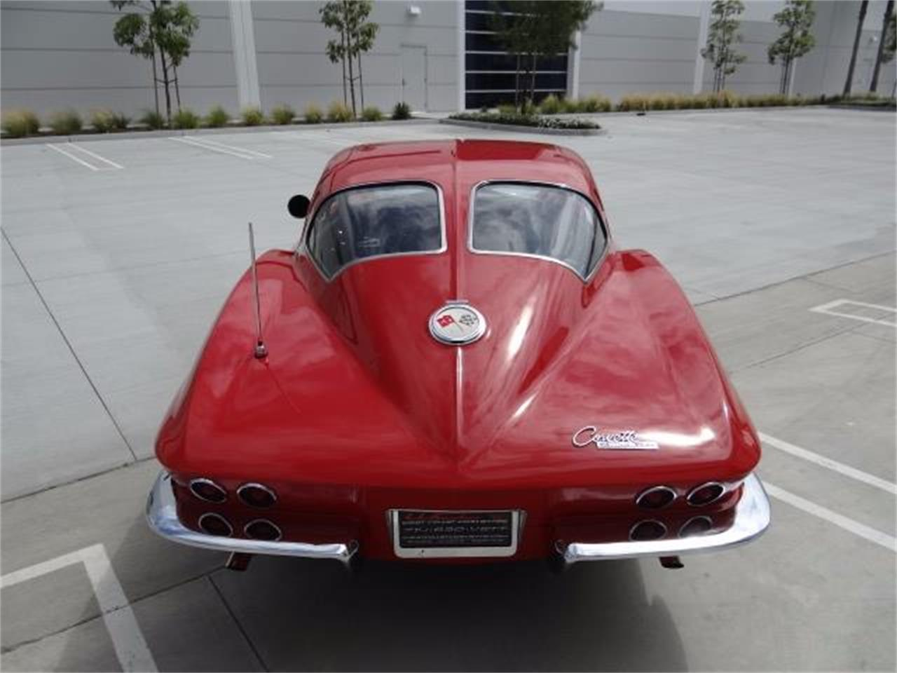Large Picture of 1963 Chevrolet Corvette located in Anaheim California Offered by West Coast Corvettes - L8GT
