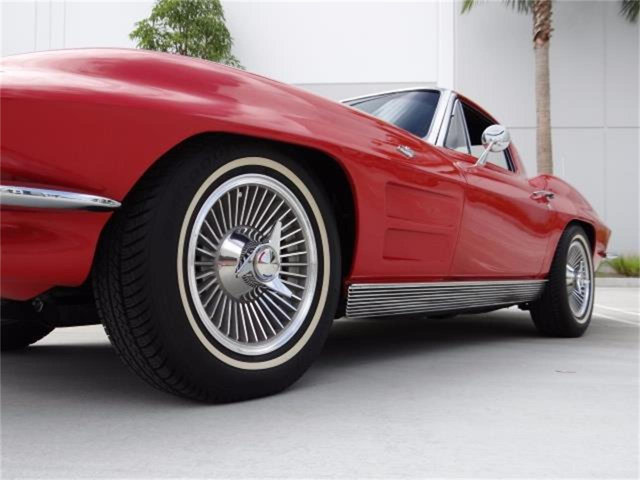 Large Picture of 1963 Corvette located in California Offered by West Coast Corvettes - L8GT