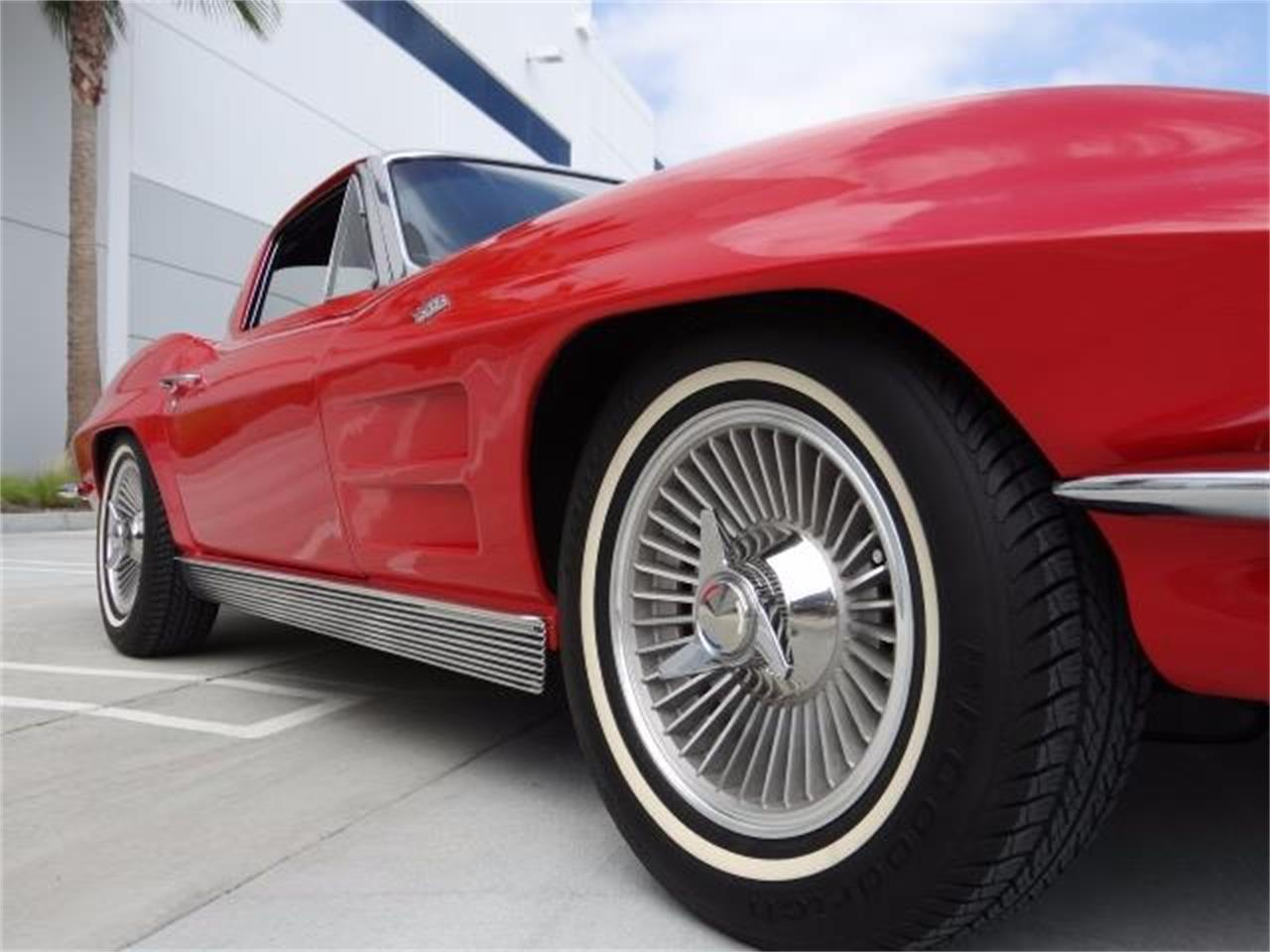 Large Picture of '63 Corvette located in Anaheim California - L8GT