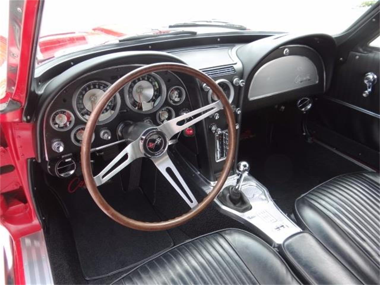 Large Picture of Classic '63 Chevrolet Corvette located in California Offered by West Coast Corvettes - L8GT