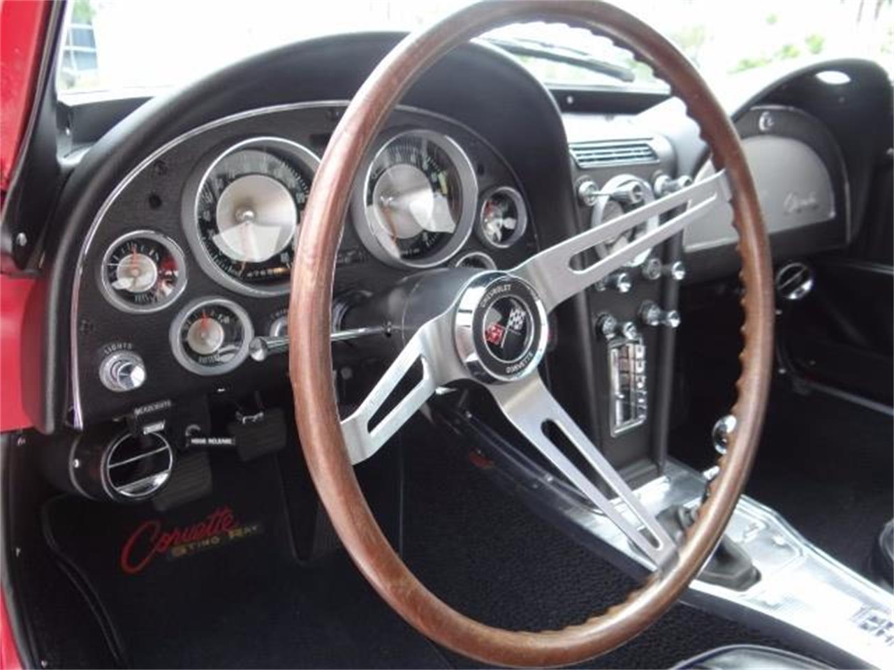 Large Picture of Classic 1963 Chevrolet Corvette located in California Offered by West Coast Corvettes - L8GT