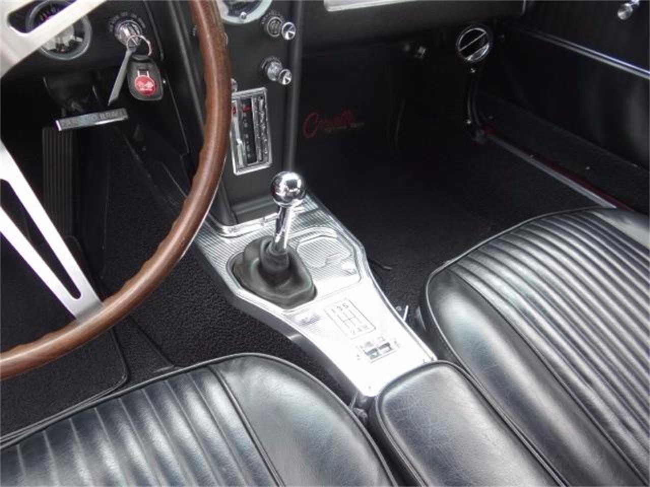 Large Picture of 1963 Chevrolet Corvette Offered by West Coast Corvettes - L8GT